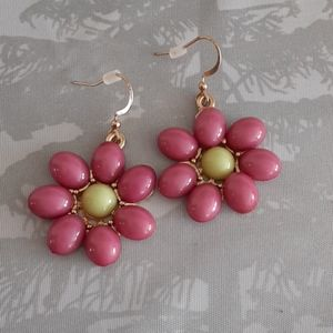 ⚘ Flower Earrings